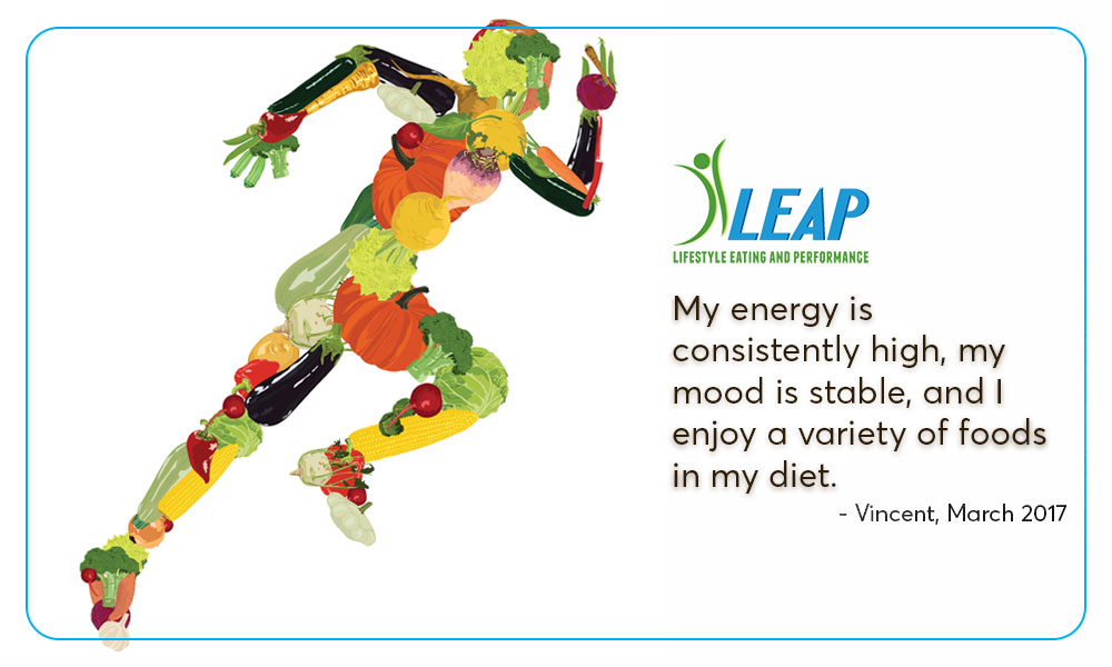 After Several Years of Severe Digestive Issues, Only Two Months on LEAP Program Shows Results