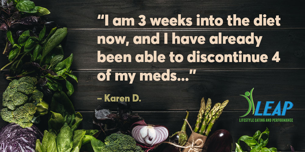 Karen Finally Found Relief after Two Decades of Various Digestive Issues