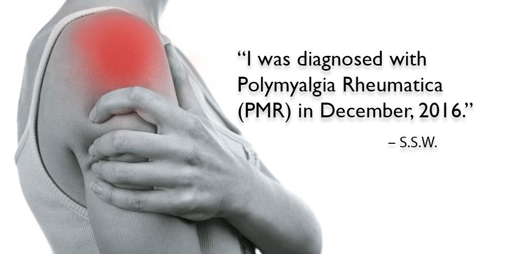 A Case of Polymyalgia Rheumatica