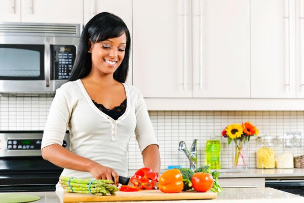 preparing food diet